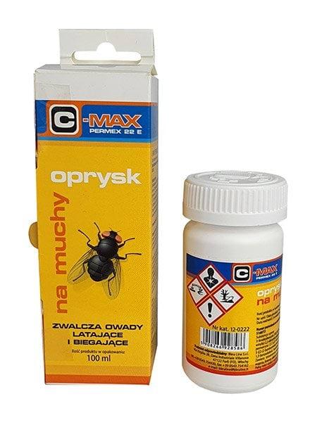 C-max oprysk na muchy Can Agri