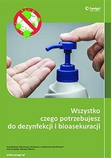 Katalog dezynfekcja rąk Can Agri.