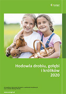 Katalog Can Agri hodowla kur, gołębi i królików.