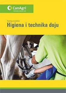 Katalog higiena i technika doju Can Agri.