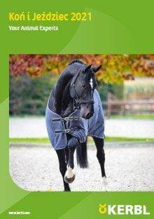 Katalog Kerbl koń i jeździec, odzież, akcesoria, wyposażenie stajni. Covalliero, Kerbl, Can Agri.