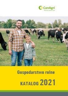 Katalog główny Can Agri. Artykuły zootechniczne.