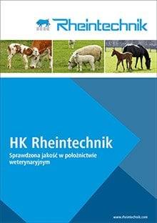 Katalog Rheintechnik wycielacze i urządzenia Can Agri.