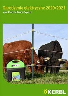 Katalog ogrodzenia elektryczne Can Agri / Kerbl. Pastuchy, słupki, akumulatory, baterie, izolatory, taśmy, plecionki.
